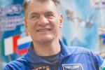 L'astronauta Paolo Nespoli (fonte: ESA–Manuel Pedoussaut, 2017)