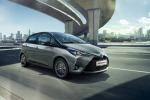 Nella foto la best seller Toyota Yaris