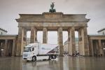 A Berlino i supermarket si riforniscono con camion elettrici