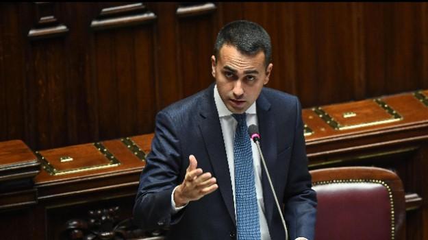 abusivismo edilizio, Giuseppe Conte, Luigi Di Maio, Sicilia, Politica