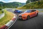 La Jaguar XE debutta come race taxi al Nuerburgring