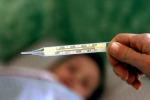Influenza, negli Stati Uniti 3.500 bimbi ricoverati e 19 deceduti