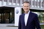 Diess CEO Vw, 'moderni diesel avranno ruolo chiave sulla CO2