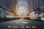 Renault svela AEX per trascorrere vita a bordo dell'auto