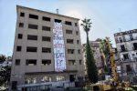 Il movimento Prendocasa Cosenza occupa l'immobile ex Jolly hotel