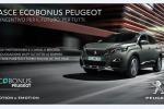 Ecobonus Peugeot,cambiare auto riducendo consumi e emissioni