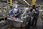 Auto:componentistica Italia, +6,9% fatturato e +1,3% addetti