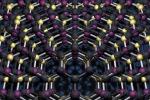 La struttura del grafene (fonte: The University of Manchester)