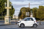 Car2go sbarca a Parigi,da 2019 400 smart fortwo EQ su strada