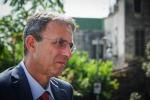 Il ministro dell'Ambiente Sergio Costa martedì 23 a Milazzo
