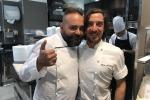 18 chef in azione nel ristorante dove pranzava Cavour