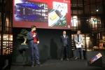 Carlo Borromeo, direttore creativo di Garage Italia, e Francesco Fontana Giusti, di Renault Italia, hanno svelato insieme Renault Captuer Tokyo Edition, serie speciale di 100 pezzi ordinabile online