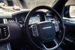 Range Rover a guida autonoma completa test a Coventry