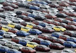 Auto, mercato europeo registra +2,3% nei primi nove mesi