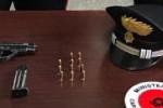 Rosarno, un arresto per detenzione illegale di arma e ricettazione