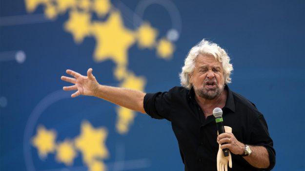 grillo mattarella, movimento 5 stelle, Beppe Grillo, Luigi Di Maio, Sicilia, Politica