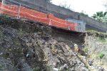 Dissesto idrogeologico, a Castelmola cresce la preoccupazione