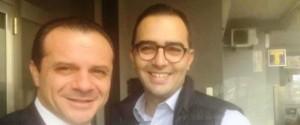 Cateno De Luca e Danilo Lo Giudice