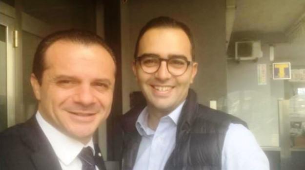 cateno de luca, danilo lo giudice, sicilia vera, Cateno De Luca, Danilo Lo Giudice, Messina, Sicilia, Politica