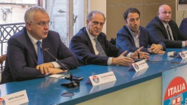 cosenza, regione calabria, udc, udc calabria, Lorenzo Cesa, Cosenza, Calabria, Politica
