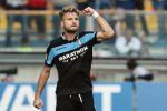 Serie A: la Lazio passa a Parma e l'Atalanta travolge il Chievo, pari tra Bologna e Torino