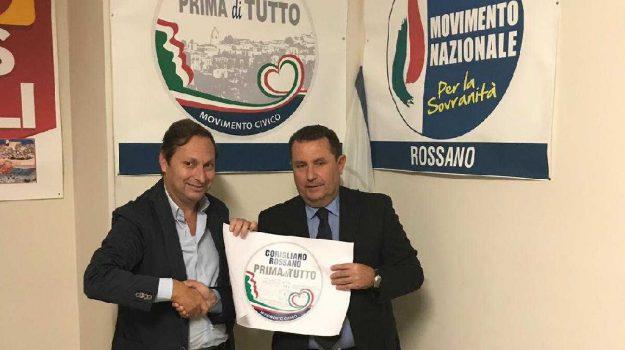 Corigliano-Rossano Prima di Tutto, Cosenza, Calabria, Politica