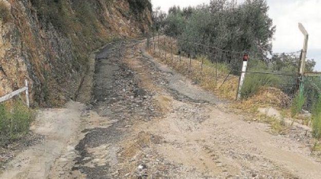 corigliano rossano strada cancellata, maltempo cosentino, Cosenza, Calabria, Cronaca
