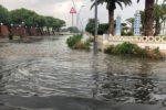 La bomba d'acqua fa esplodere l'ira dei residenti di Sant'Angelo