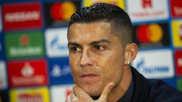 cristiano ronaldo stupro, Cristiano Ronaldo, Sicilia, Sport