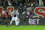 Crotone, la rete di Simy contro la Juve in lizza come miglior gol del campionato 2017/2018