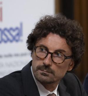 Il ministro delle Infrastrutture e dei Trasporti, Danilo Toninelli