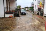 Nubifragio su Lamezia, le immagini delle zone alluvionate. E oggi i funerali di Stefania e Christian