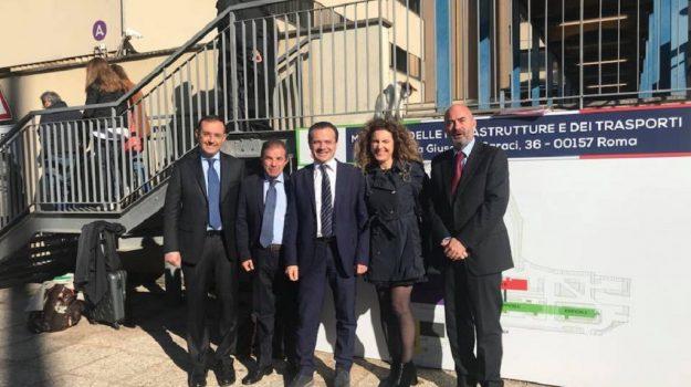 messina nuovo tram intesa, Messina, Sicilia, Cronaca