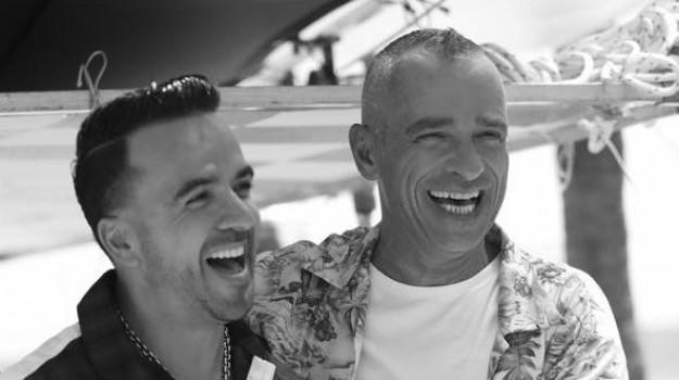 despacito duetto eros, Eros Ramazzotti, Luis Fonsi, Sicilia, Cultura