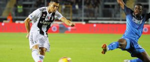 Cristiano Ronaldo, Empoli Juventus