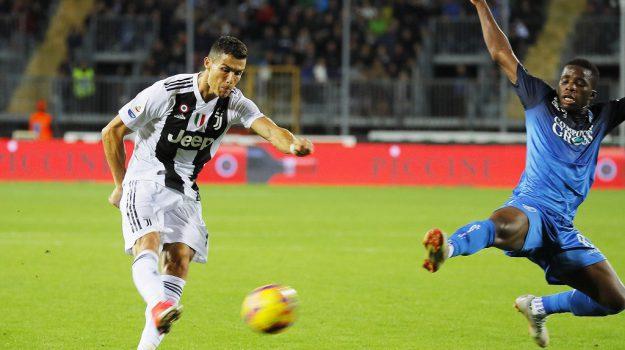 empoli juventus risultato, Cristiano Ronaldo, Sicilia, Sport