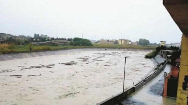 fiume, roggiano gravina, siccità, Cosenza, Calabria, Cronaca