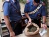 Reggio, un chilo e mezzo di marijuana nascosto in auto: arrestato un 28enne