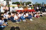 I funerali di Stefania, Christian e Nicolò: ecco le immagini dell'ultimo saluto
