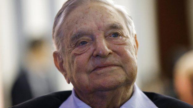 George Soros, Sicilia, Mondo
