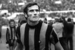 Giacinto Facchetti in una foto d'epoca