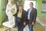 """La """"Grande maternità"""" restaurata a Rogliano impreziosisce la Galleria Nazionale"""