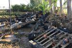 Agricoltura in ginocchio in Calabria dopo il maltempo: gravi danni a strutture, vivai e frutteti - Le foto