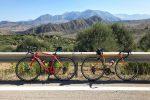 Le bici protagoniste del giro