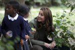 Riecco Kate Middleton: le foto del primo impegno ufficiale dopo la nascita del terzogenito