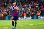 Infortunio al braccio per Messi, in dubbio la sua presenza contro l'Inter
