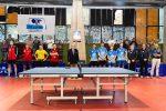 Tennistavolo, la Top Spin Messina mette a segno la sua prima vittoria in casa