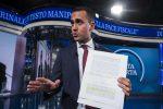 """Condono, denuncia shock di Di Maio: """"Al Quirinale un testo manipolato"""". Il Colle: """"Decreto mai ricevuto"""""""