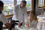 Raccontare l'Italia ai giapponesi: Messina va in onda a Tokio con Miss Sicilia e lo chef Caliri