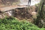 Il maltempo ha provocato danni alle condotte idriche a Reggio Calabria, molte zone senz'acqua